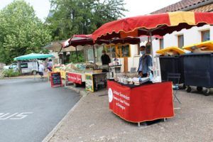 Marché Dominical @ Avenue Charles Serre