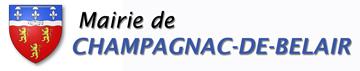 Logo for Mairie de Champagnac-de-Bélair